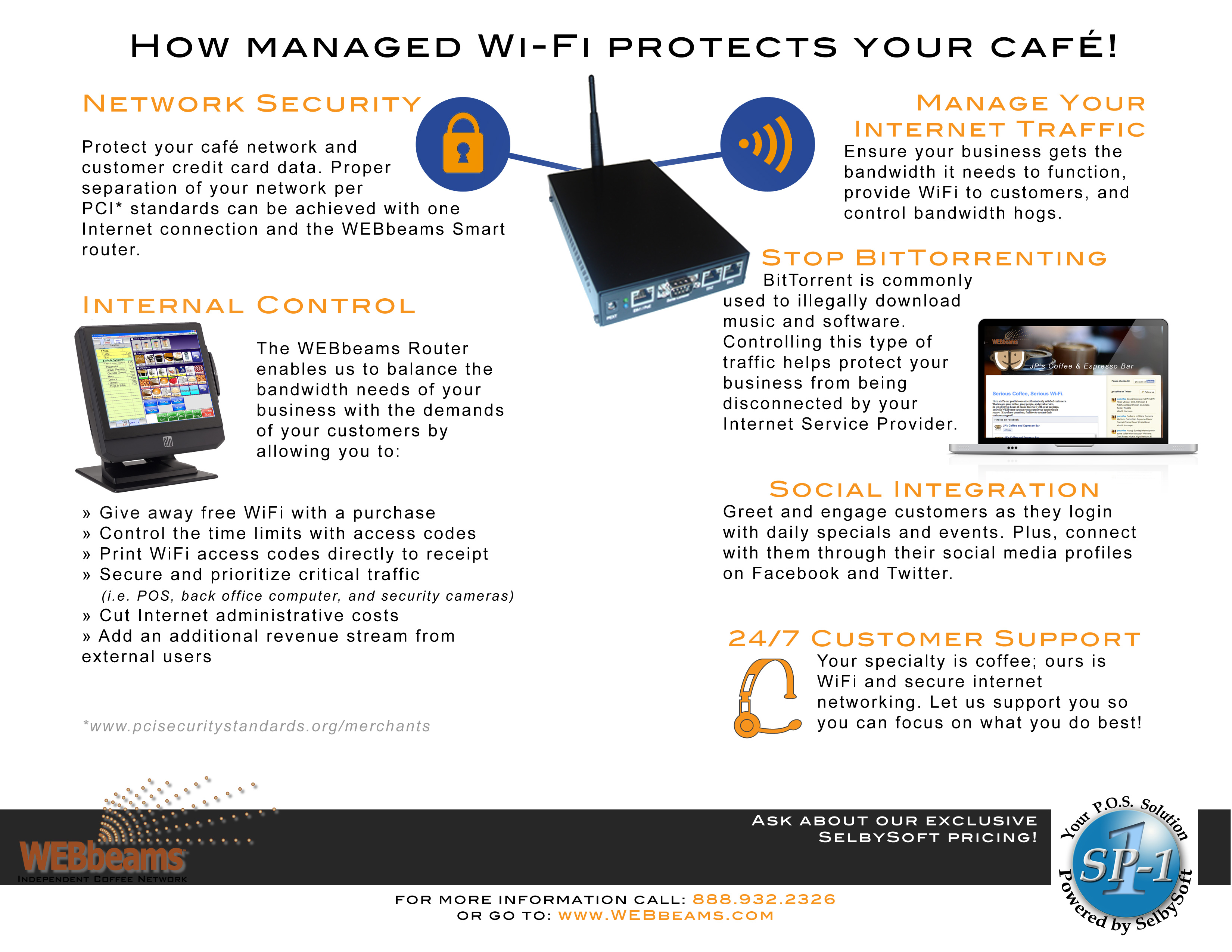 how to connect to wifi in coffee shop