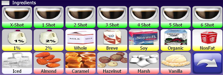 Coffee Shop - Restaurant Management Software - Point of Sale (POS)SP-1 by SelbySoft