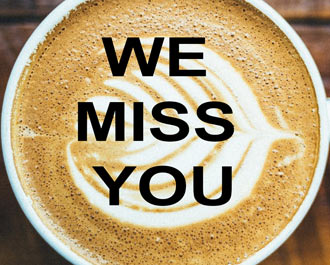 Coffee with We Miss You