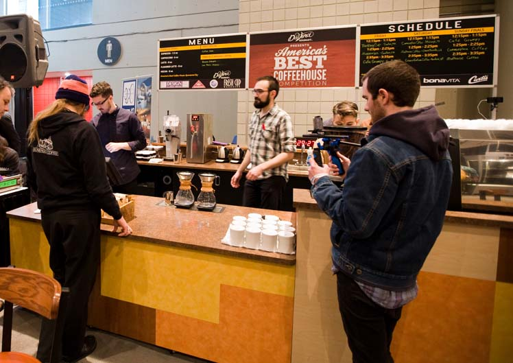 SelbySoft Sponsor America's Best Coffeehouse Competition