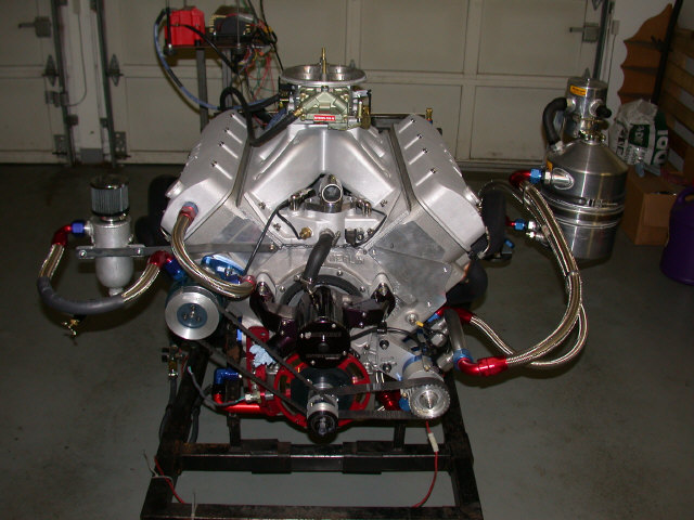 632 Quot Big Chief Dry Sump Finally Running Corvetteforum
