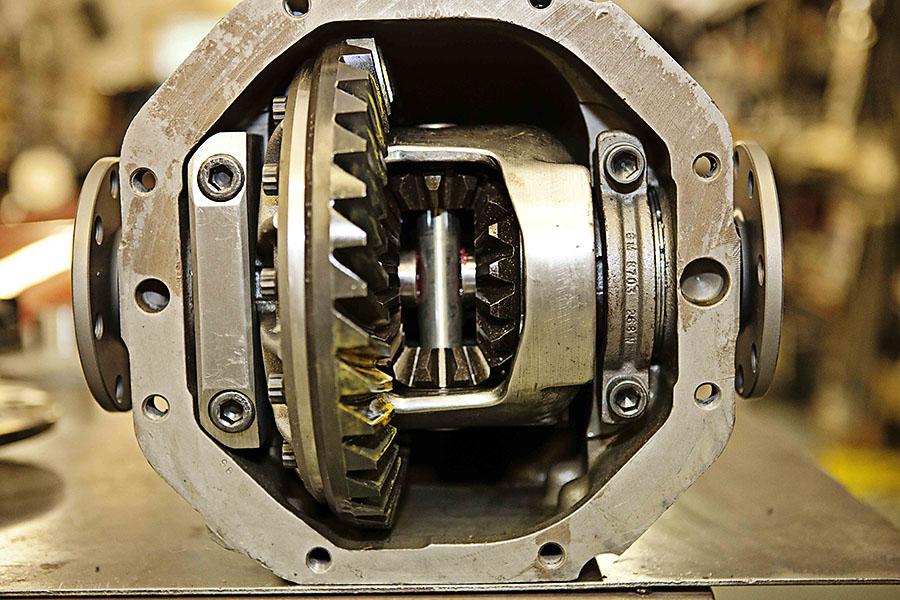12-bolt Tom's Differential Conversion - CorvetteForum